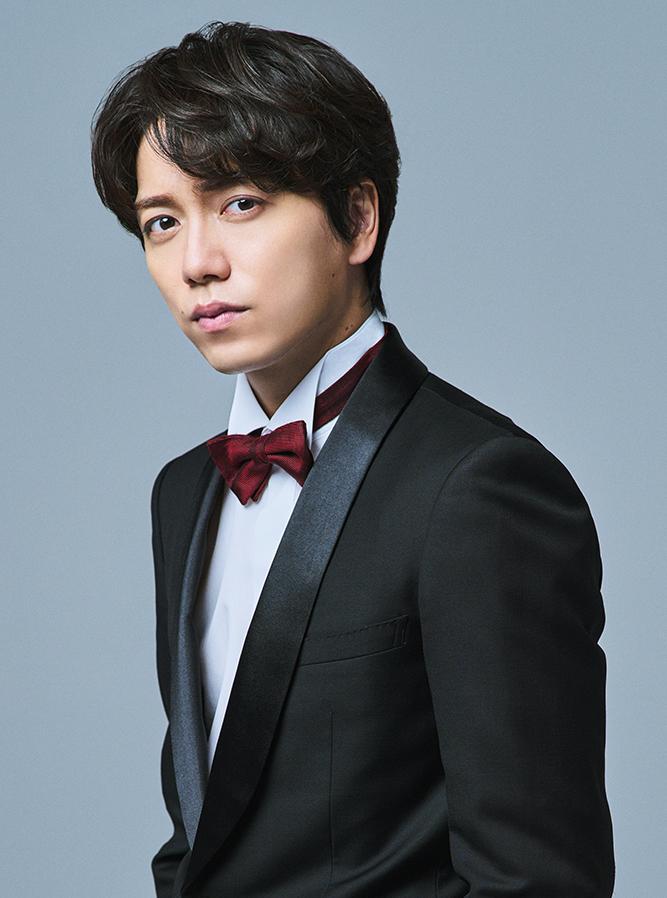 山崎育三郎 Ikusaburo Yamazaki