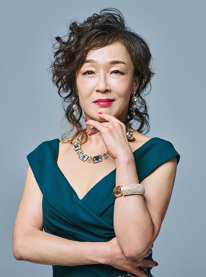 キムラ緑子 Midoriko Kimura